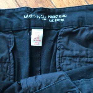 GAP Pants - GAP chino black pants